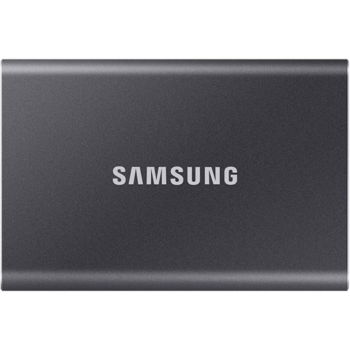 Samsung ポータブルSSD T7 (2TB)