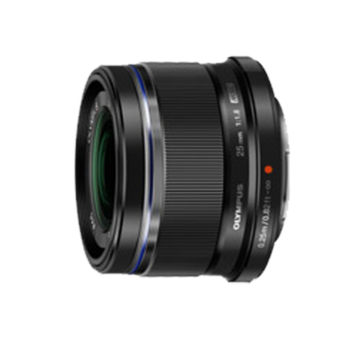 OLYMPUS M.ZUIKO DIGITAL 25mm F1.8 Inspire2・X5S用 交換レンズ