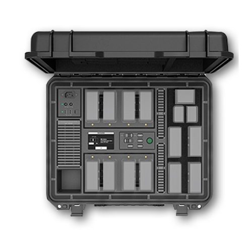 DJI Inspire2用 バッテリーステーション IN2BS