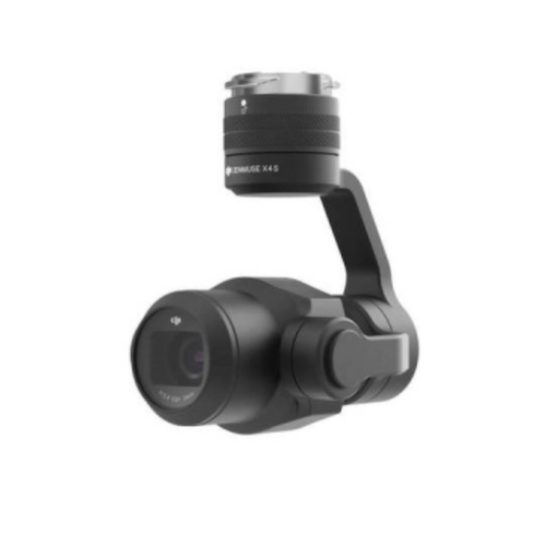 DJI Zenmuse X4S ジンバル搭載カメラ(レンズ有) Inspire2用