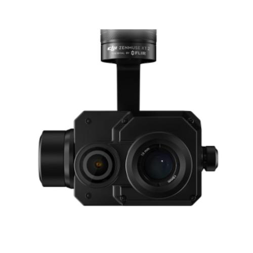 DJI Zenmuse XT2 ジンバル搭載カメラ(レンズ有)ZXT2A19FR M210RTK用