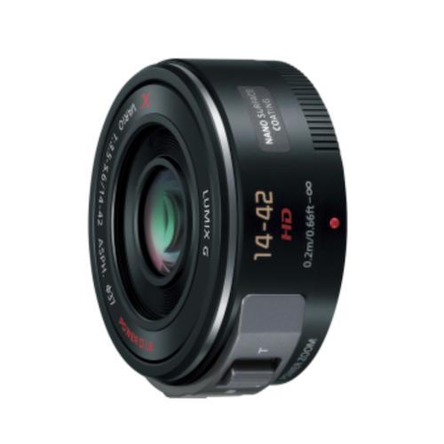 Panasonic LUMIX G X VARIO PZ 14-42mm / F3.5-5.6 ASPH. / POWER O.I.S. Inspire2・X5S用 交換レンズ