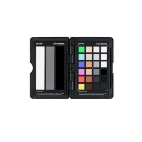 X-rite(エックスライト) ColorChecker PASSPORT Video 映画の撮影から編集までのカラーバランスとコントロール
