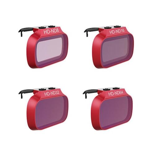 PGYTECH Mavic Mini用 NDフィルター4枚セット(ND8/ND16/ND32/ND64)for Mavic Mini
