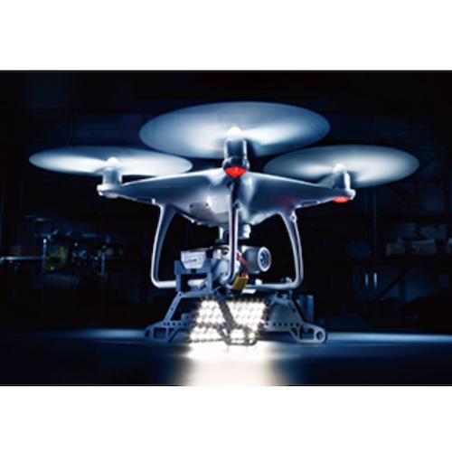 SYNERGY TEC ドローン用照明装置 DL50 Phantom3/4シリーズ対応