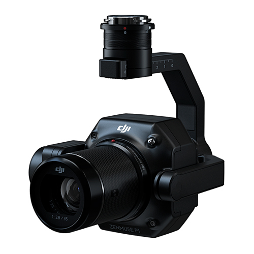 DJI Zenmuse P1 ジンバル搭載カメラ M300用