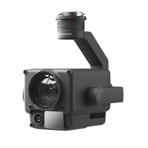 DJI Zenmuse H20 ジンバル搭載カメラ M300用