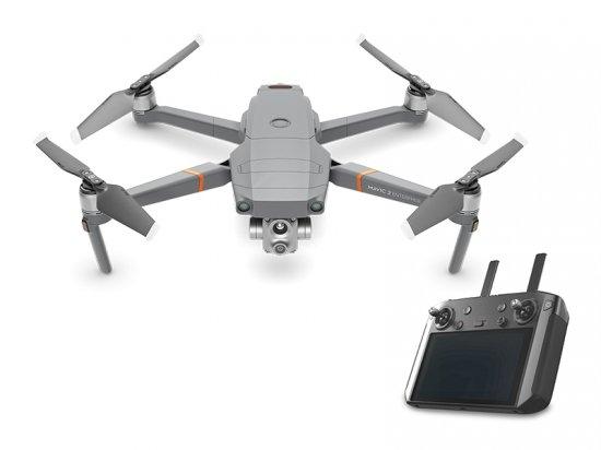 DJI Mavic 2 Enterprise Advanced (M2EA) (バッテリー1本付き) 4K可視光カメラと赤外線カメラを搭載