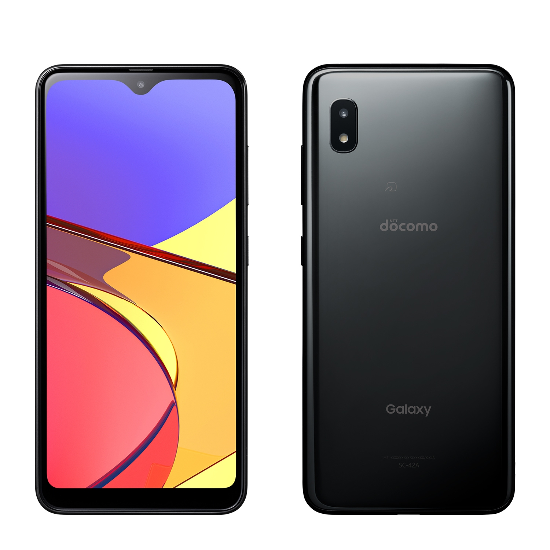 Galaxy A21 SC-42A  64GB(docomo端末)