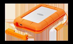 LaCie Rugged Thunderbolt USB-C5TB