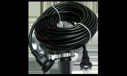 電源延長コード 10m 15A 防水型