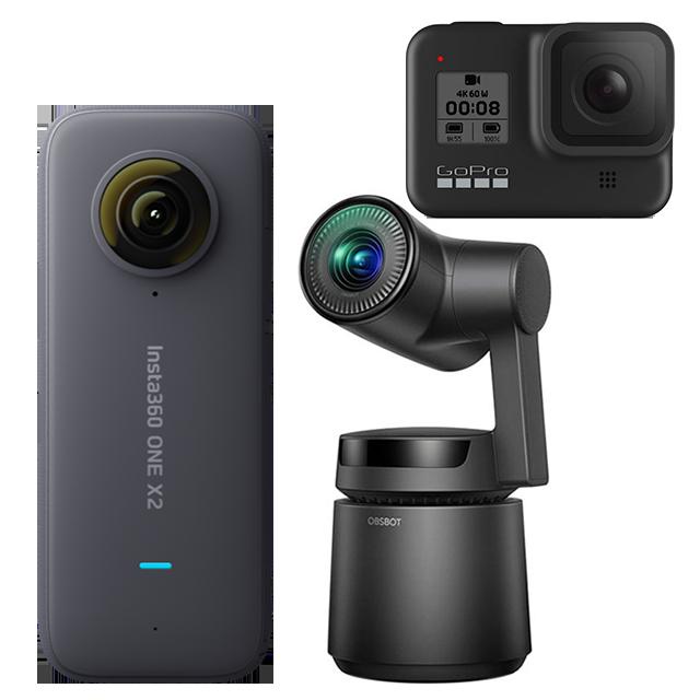 360°カメラ・小型カメラ